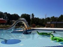 Freibad Warendorf, Fugen im Poolbereich erneuert