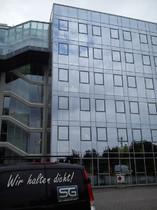 Agravis in Münster, Fugen erneuert im Kantinenbereich